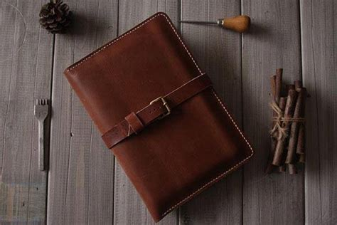 The Handmade Leather iPad Mini Case With Integrated iPhone ...