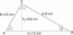 Umfang Dreieck Berechnen : fl cheninhalt und umfang trigonometrie mathe digitales schulbuch spickzettel ~ Themetempest.com Abrechnung