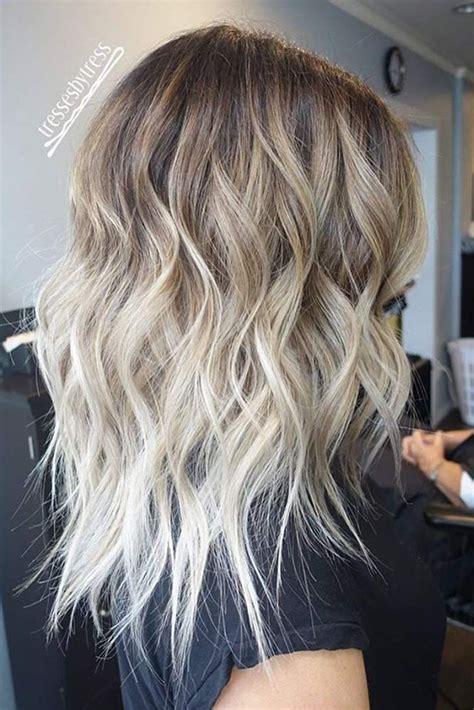 omber hair styles ombr 233 hair blond polaire sur chatain 9415