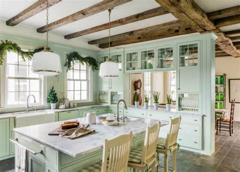 farmhouse kitchens with charm function knick of time
