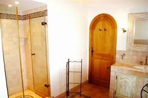 Salle de bain provencale for Salle de bain provencale