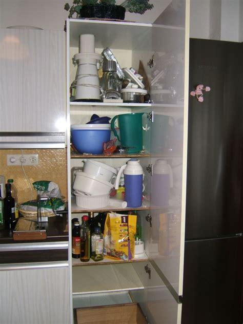Schublade Für Küche by Schubladen Tableaus F 252 R K 252 Chen Hochschrank Mit Bi
