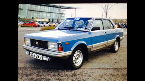Fiat Argenta by Fiat Argenta Les Photos