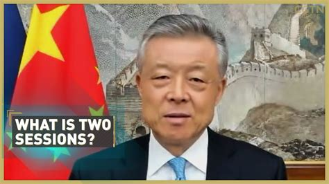 Two Sessions' 'extraordinary significance': Liu Xiaoming ...