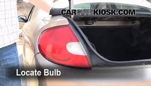 Reverse Light Replacement 2000 2005 Dodge Neon 2005