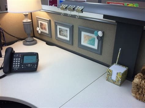 mirror for desk at work my work cubicle office space pinterest i want the