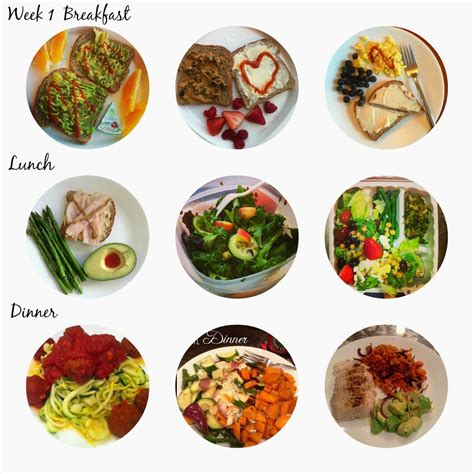Lose The Baby Weight And Clean Eating Week 1 » That's So