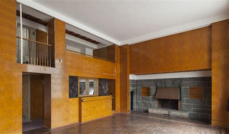 Adolf Loos Interior by Fourth Interior Designed By Adolf Loos In Pilsen Is Now