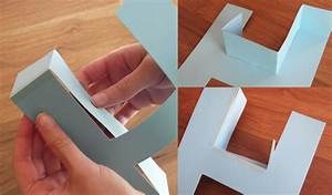 21 diy cardboard letters guide patterns With letters making pictures