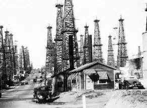 Pictures of Oil History
