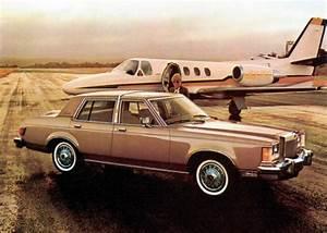 1980 Lincoln Versailles Standard Equipment
