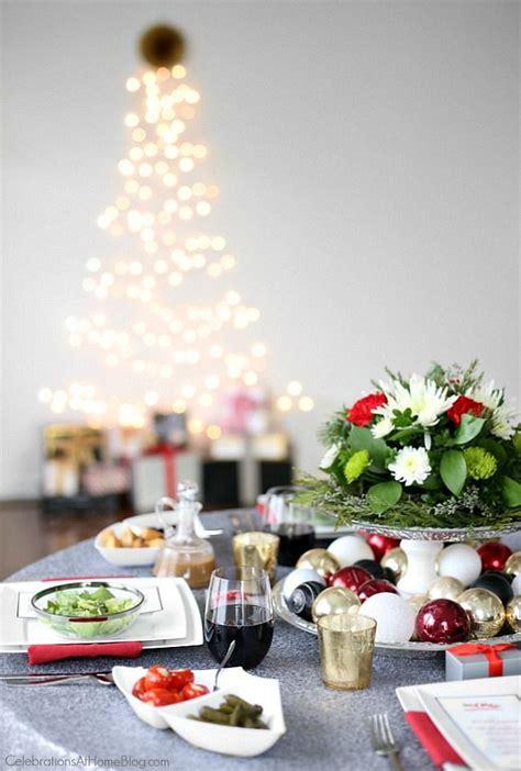 christmas dinner entertaining tips celebrations  home