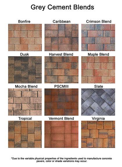 brick paver colors install pavers brick patio sebastian