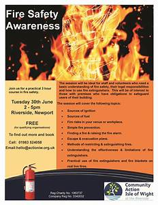 Community Action Isle of Wight Fire Safety Awareness ...