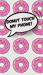 cute, donut, wallpaper, lockscreen - image #2940901 by ...