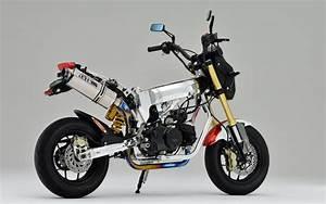 Racing Caf U00e8  Honda Grom By Gcraft