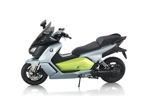 moto electrique bmw  evolution