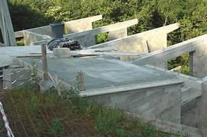 terrasse beton sur terrain en pente With terrasse terrain en pente