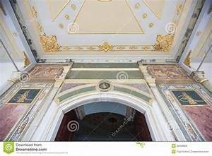 Entrance To The Throne Room At Topkapi Palace Royalty Free ...