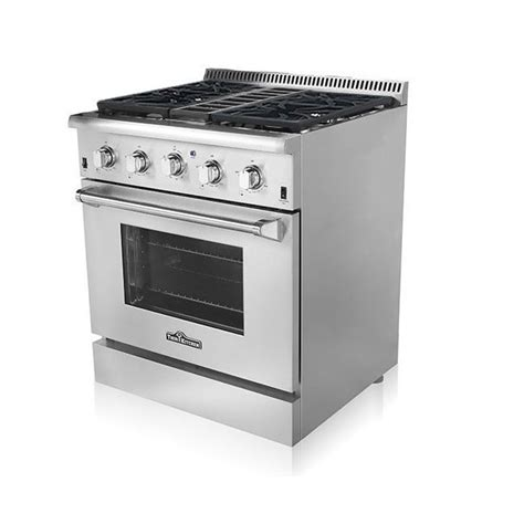 Thor Kitchen 30inch Stainless Steel Professional Gas