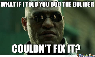 Meme Builder Online - bob the builder by blr420 meme center