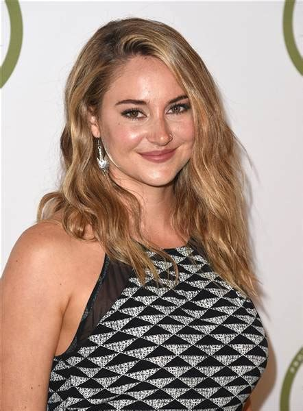 Carpet San Francisco by Shailene Woodley S Hair Is Blond See The New Look