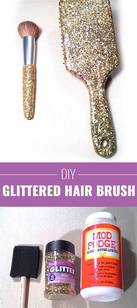 sparkly glittery diy crafts youll love