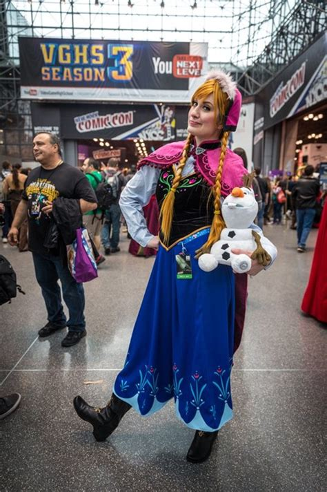 Les Cosplays De La Comic Con 2014 De New York