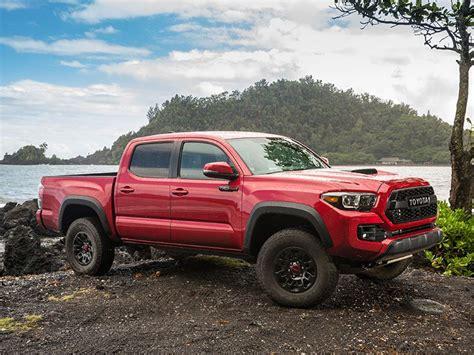 toyota tacoma four door 10 best 4 door trucks autobytel
