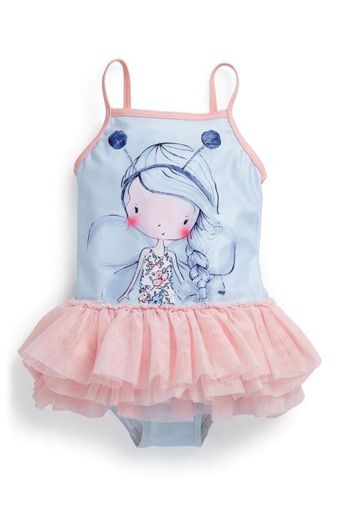 buy girl tutu swimsuit mths yrs    uk
