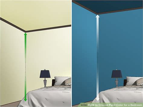 choose paint color  bedroom home painting