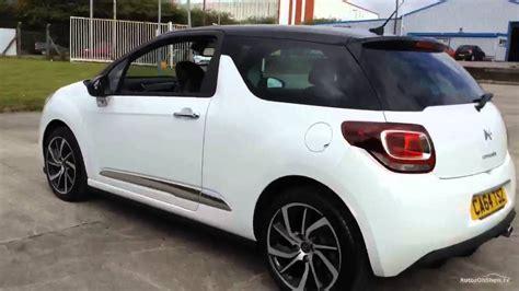 Citroen Ds3 E-hdi Dstyle Plus White 2015