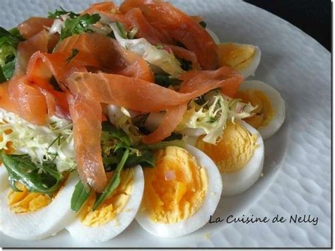 blogs de cuisine recettes de salade norvégienne