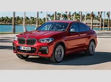 2019 BMW X4 arrives in July, priced from $50,450 Roadshow