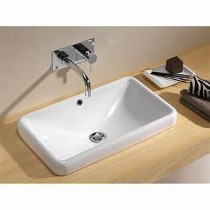 Vasque à Encastrer : lavabos et vasques tous les fournisseurs cuvette ~ Edinachiropracticcenter.com Idées de Décoration