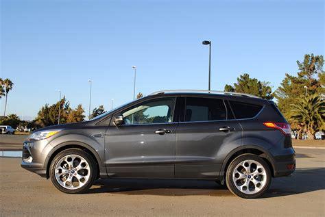 ford escape titanium test drive autonation drive