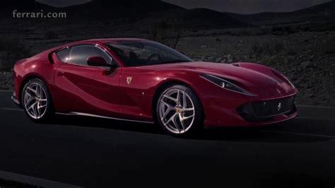 The official ferrari california video. Ferrari 812 Superfast - Official Video - YouTube