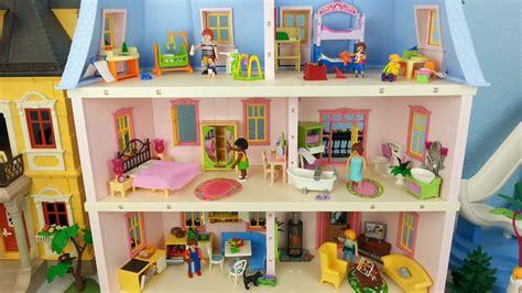 Playmobil Puppenhaus 5303 Komplett Eingerichtet Seratus 1