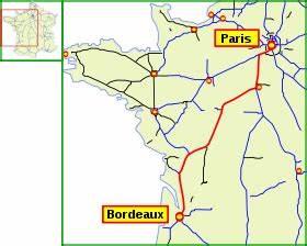 Carte France Autoroute : autoroute a10 france wikimonde ~ Medecine-chirurgie-esthetiques.com Avis de Voitures