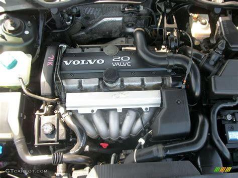 Volvo S70 T5 Engine Diagram by 1998 Volvo V70 Turbo Awd 2 4 Liter Turbocharged Dohc 20