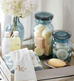 Blue Beach Glass Bathroom Accessories by Brilliant Ideas On How To Make Your Own Spa Like Bathroom