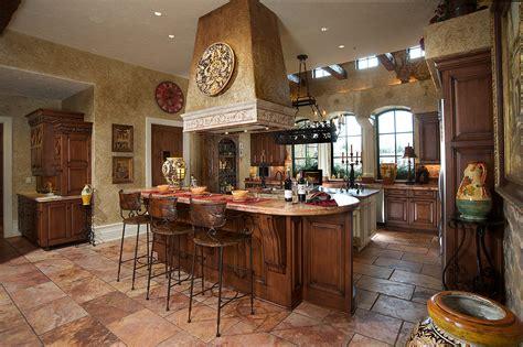 Mullet Cabinet — Mediterraneantuscan Style Kitchen