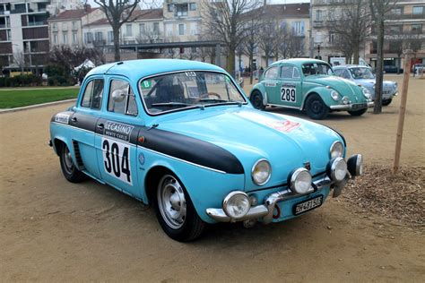 renault gordini renault dauphine rally cars and a marque website