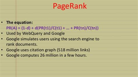 Working Search Engine