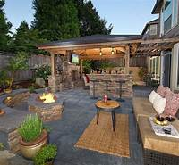 best ideas for patio design photos 25+ best ideas about Backyard patio designs on Pinterest ...