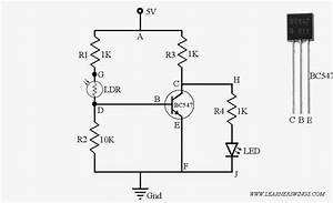 Circuit Diagram Day Night Switch