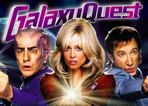 paul scheer look alike has revived plans to bring back galaxy quest as a