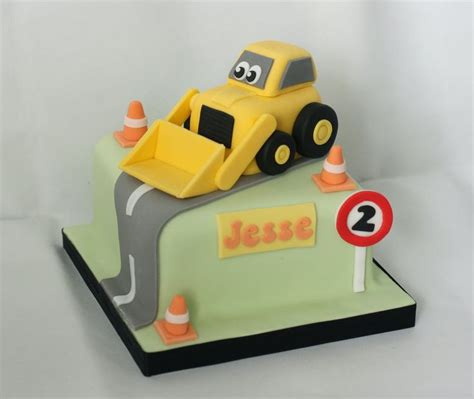 Digger Cake Template The 25 Best Digger Cake Ideas On Pinterest Digger Party