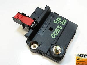 Mercede S430 Fuse Box by 02 Mercedes S500 W220 Rear Junction Battery Fuse Box