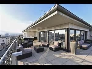 Aménagement Terrasse Appartement : appartement toit terrasse penthouse youtube ~ Melissatoandfro.com Idées de Décoration